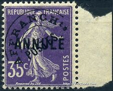 FRANCE TYPE SEMEUSE COURS INSTRUCTION N° 62CI1 NEUF * AVEC CHARNIERE COTE 224€