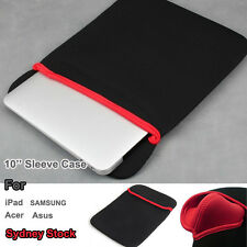 "10"" Mini Tablet Laptop Bag Sleeve Case For iPad/Samsung Galaxy Tab/Acer/Asus"