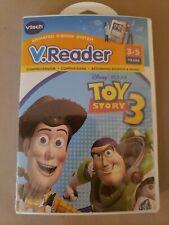 VTech VReader Disney Pixar TOY STORY 3 Game Never Opened
