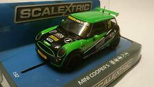 Scalextric, Mini Cooper S, Art. Nr. C3743,  neu und ovp !!