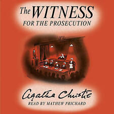 The Witness for the Prosecution: Agatha Christie's Short Story Read by Her...