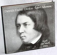 Dietrich Fischer-Dieskau - SCHUMANN - Wort und Musik