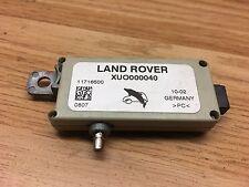 Range Rover Vogue L322 2003 V8 4.4 Antena de Radio Amplificador Amp xuo000040