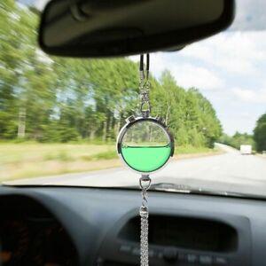 Car Air Perfume Rear View Hanging Pendant Freshener Bottle Ornament Diffuser Oil