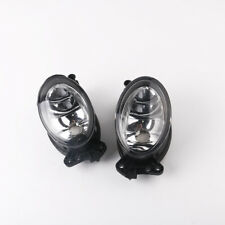 2XFog Light Fog Headlight L+R For Mercedes C E CLS G GL M R Class W211 E350 E550
