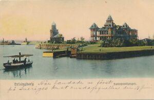 HELSINGBORG – Hamnpaviljongen – Sweden – udb (pre 1908)