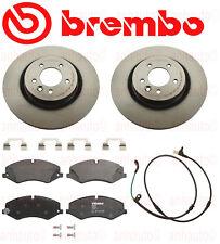 Brembo Front Brake Kit LR4 10-16  Rotors+Pads+Sensor