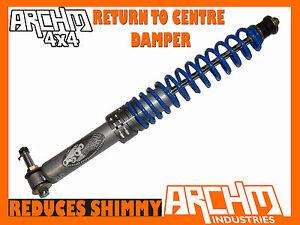 SUZUKI SIERRA 74-99 ARCHM4X4 RETURN TO CENTRE STEERING DAMPER STABILISER RTC