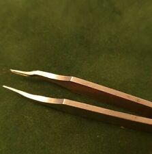 Pioneer Hairspring Tweezers Swiss Made , Watchmaking Tools Watchmakers Tool