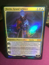 MTG Magic the gathering Foil Mythic Dovin, Grand Arbiter #167 RNA Near Mint ✔ 🔎
