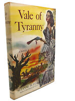 Suzanne Butler VALE OF TYRANNY  Book Club Edition 1st Printing
