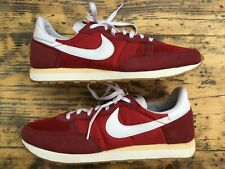 Nike Challenger Og Shoes - Mens - Gym Red / White - Size 10.5 Us - Retail $90