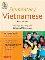 Elementary Vietnamese, Paperback by Ngo, Binh Nhu, Ph.D., Brand New, Free shi...