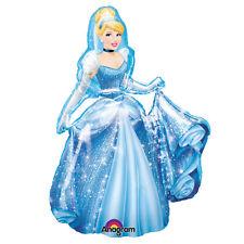 Anagram 2347401 Decorazioni e Party FOIL Balloon Airwalker Disney Princess