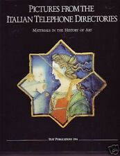 Pictures from the Italian Telephone Directories Book 94