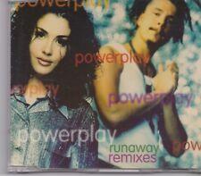 Powerplay-Run Away cd maxi single