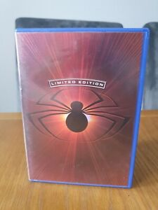 Limited Edition Ultimate Spiderman PS2 Playstation 2