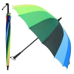 125CM Umbrella Large  Golf Umbrella Large Unisex Canopy Shelter Rain Sun Strong