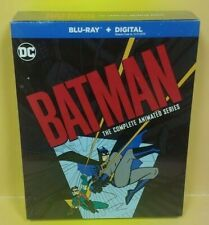 Batman The Complete Animated Series Blu-ray / Brand New Factory Sealed