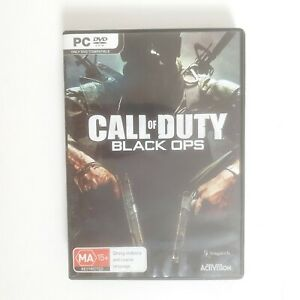 Call of Duty Black Ops PC Game - Free Postage