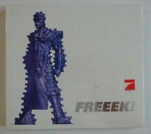 GEORGE MICHAEL : FREEEK ! (THE SCUMFROGS MIX / MOOGYMEN MIX) ♦ MAXI-CD NEUF ♦