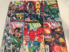 X-Man 1-75 + Specials -- almost complete set Nathan Grey Age of Apocalypse