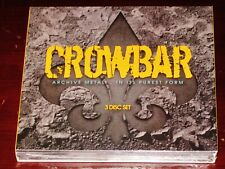 Crowbar: Archive Metal In Its Purest Form - Odd, Equilibrium, Sonic 3 Cd Set New