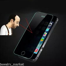 0JM Tempered-Glass Private Privacy Anti Peek Screen Protector For iPhone 6S Plus