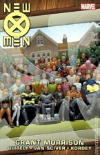 New X-Men TPB By Grant Morrison #3-1ST NM 2011 Stock Image