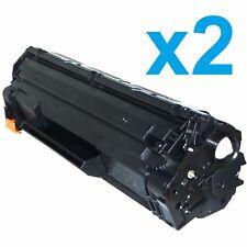 SET 2 Toner NON-OEM compatible CB435A 35A P1002 P1005 P1006 P1007 P1008 P1009