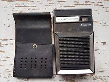 Transistor Radio SounDesign 6 Japan Vintage Hand Held