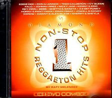 Non Stop Reggaeton Hits by Various Artists (CD, Mar-2006, Machete Music)