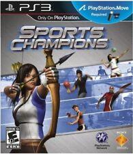 Sports Champions PlayStation 3 PS3