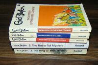 Enid Blyton Mixed Book Bundle Job Lot Paperback X 5