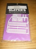 Slaters 4A06 GWR Fence Ramp And Gates