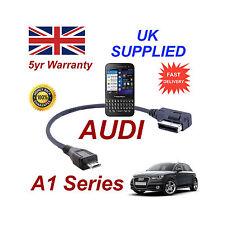 pour AUDI A1 4F0051510M pour BLACKBERRY Q5 MICRO USB Câble Audio