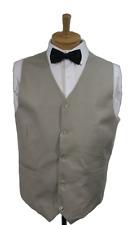Men's Formal Wedding Vest Snooker Pool Bowling Darts vest size 44