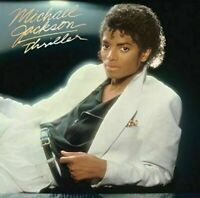 Thriller by Michael Jackson (Vinyl)