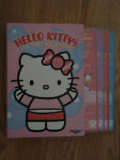 Hello Kitty Fun Times with Friends DVD 4 Disc Box Set