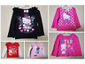 *NWT- HELLO KITTY - BABY TODDLER GIRL'S LS GRAPHIC T-SHIRT - LICENSED - 24M - 5T