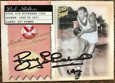 2004 SELECT AFL TOC CAPTAIN CARD PERSONALLY SIGNED BY BOB SKILTON SOUTH MELB