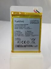 Genuine Original - Alcatel TLP025A2 -Battery -ONE TOUCH SCRIBE HD OT-8008 OT-800