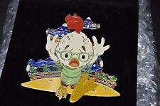 Rare Disney Auctions Pin LE100 P.I.N.S Chicken Little Sky is Falling Jumbo New