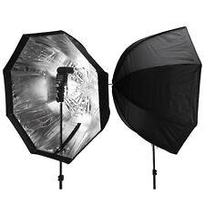 "Octagon Speedlite Umbrella Soft Box  Softbox 30"" for Flash Speedlight Reflector"