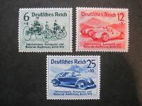 Deutsches Reich MiNr. 686-688 postfrisch** (Y 134)