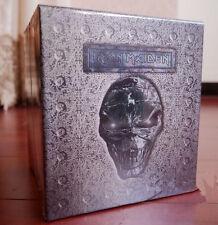 """Iron Maiden """"The Album Collection"""" 12 Albums/15 Enhanced CD Box Set"""