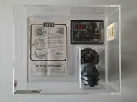 Hoth RADAR LASER CANNON UNUSED DECALS UKG 85 AFA CAS Star Wars Vintage