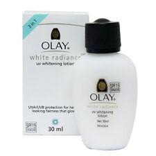 OLAY WHITE RADIANCE 30ml UV WHITENING CREAM LOTION SPF 19 UVA UVB