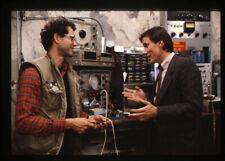 Videodrome James Woods in studio David Cronenberg classic original Transparency