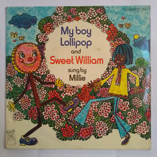 "FP 28 Millie Small - My Boy Lollipop & Sweet William 7"" Single 1970 VG/VG"